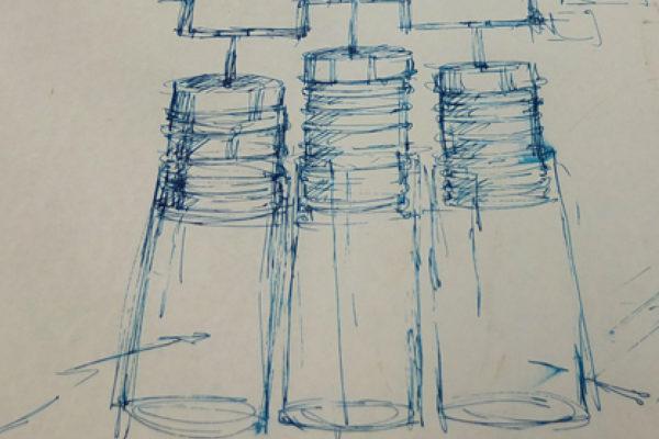 Piston-Sketch