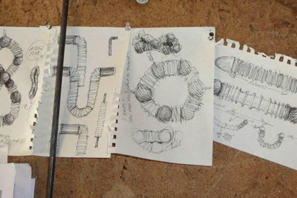 Bent-Sketch